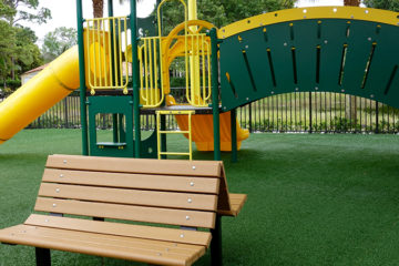 Commercial Playground Installation