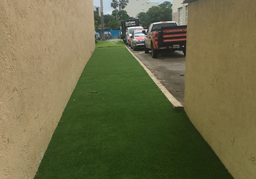 Miami Commercial Articial Turf
