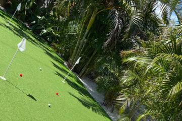 Backyard Putting Greens Miami